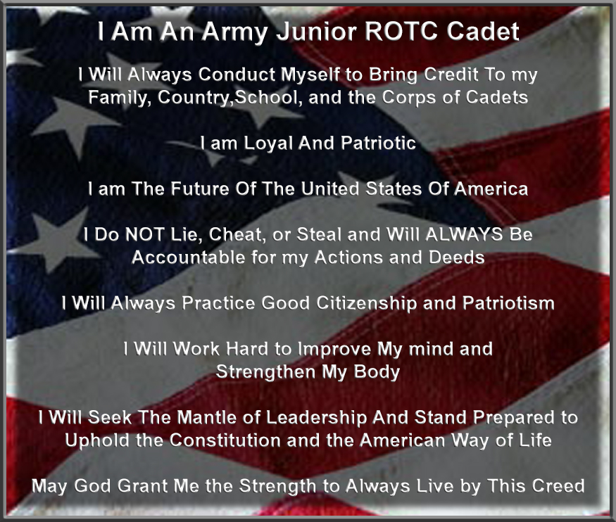 Write my essay about jrotc