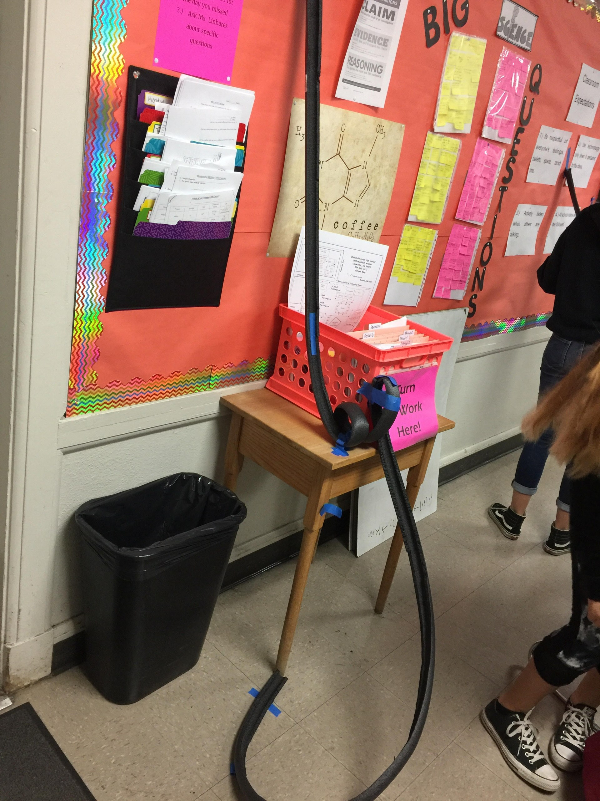 Roller Coaster project, Miss Linhares' Class