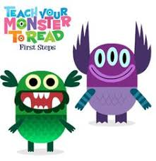 Image result for teach your monster to read