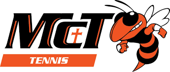 Image result for mcgill-toolen tennis logo
