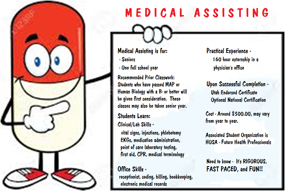 skills for medical assistant
