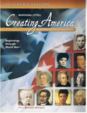 Creating America Textbook – Mrs  Patty LaCour – Millikan