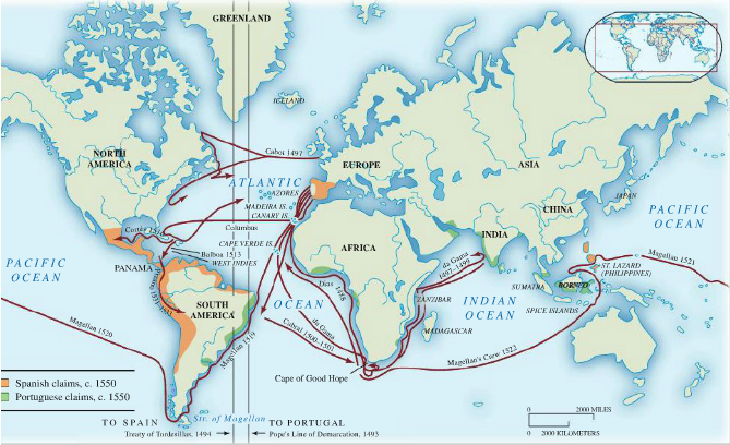 Ap world history period 4 the early modern period bruce thweatt png 172 french british dutch holdings map gumiabroncs Images