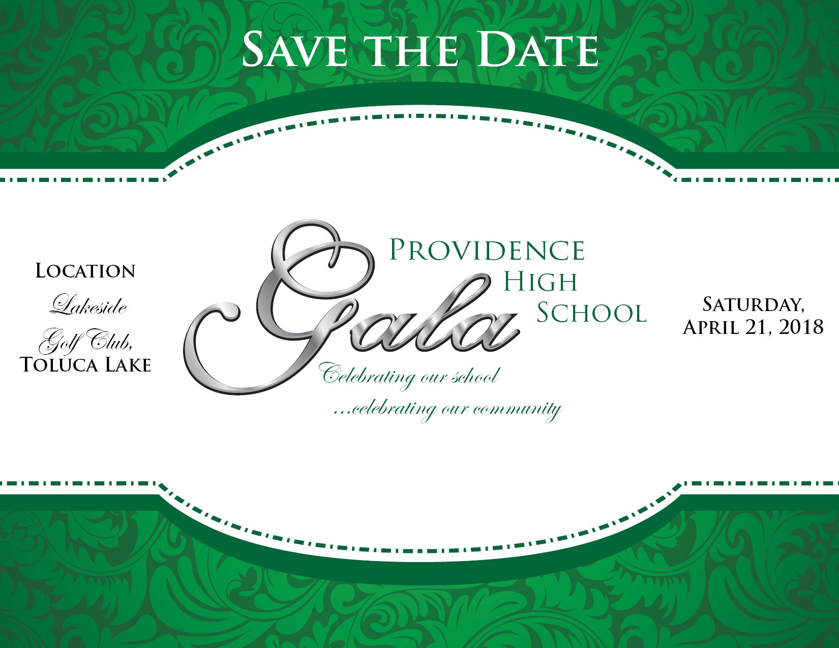 Gala 2017 Save the Date