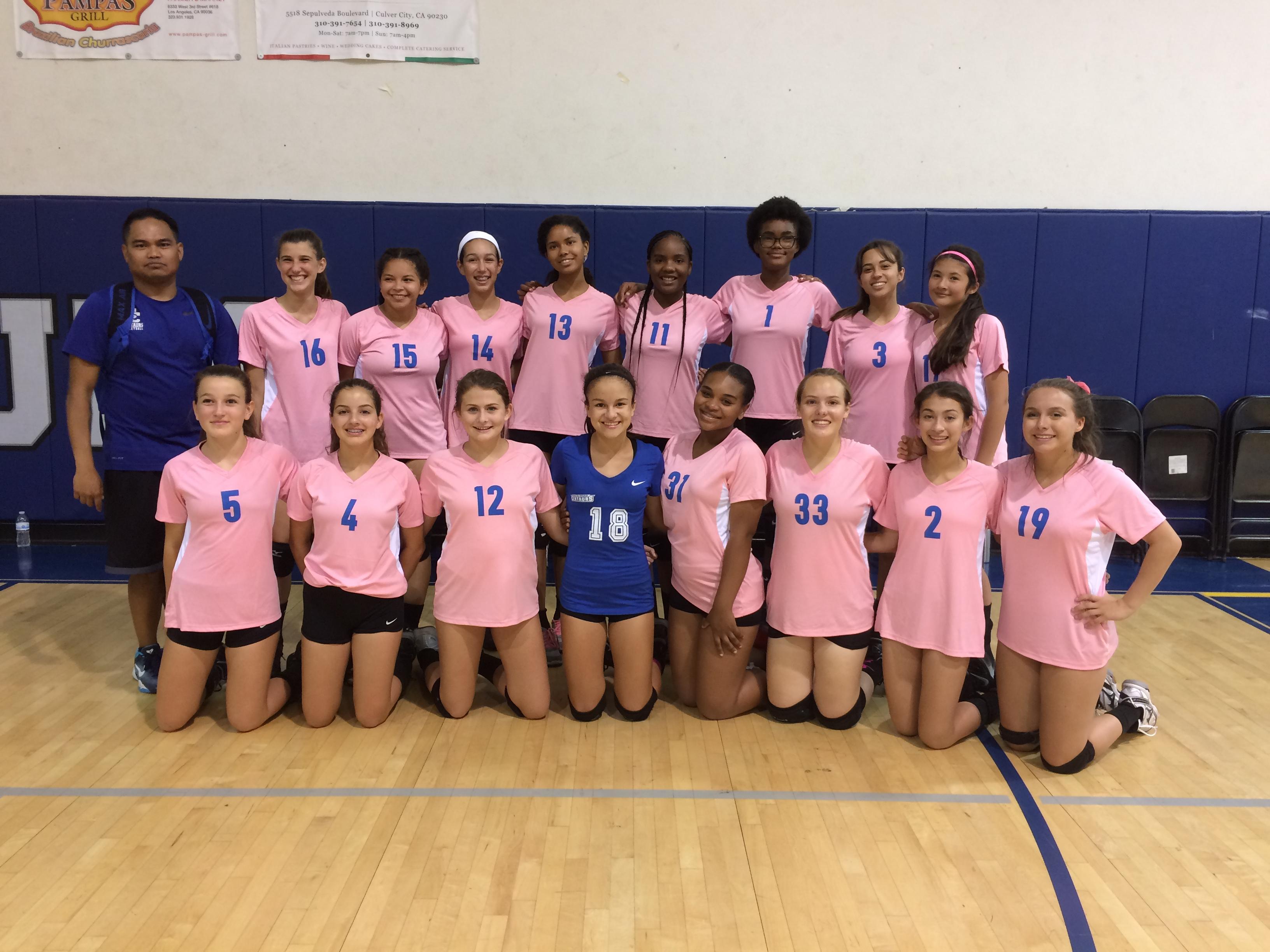 varsity team  u2013 volleyball  girls   u2013 culver city high school
