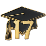 graduation 2017 hat