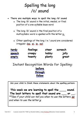 4th nine weeks second grade spelling list second grade aloe png unit 33 spelling week may 1st m4hsunfo