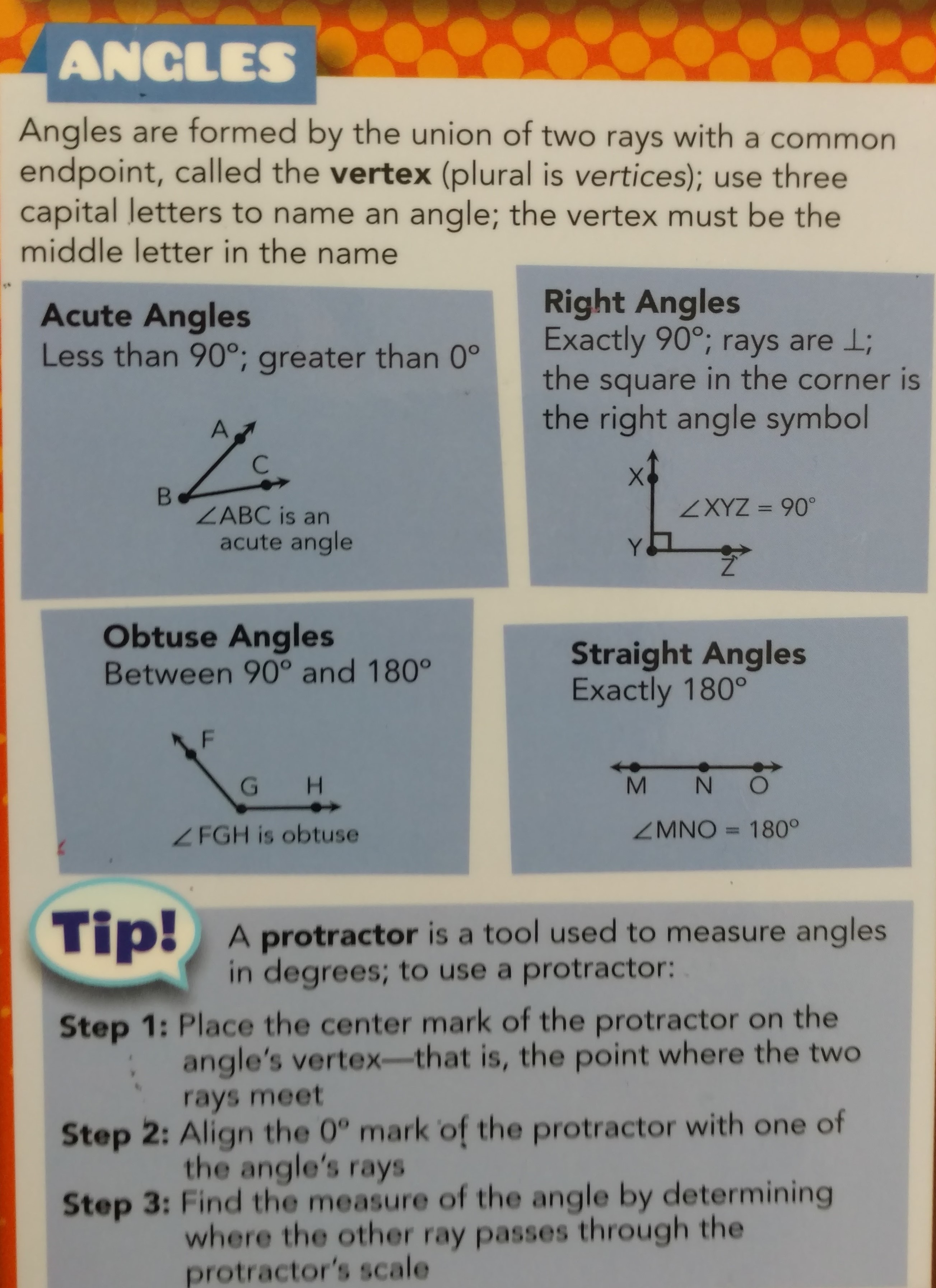 Old Fashioned Math Protractor Worksheets Image - Math Worksheets ...