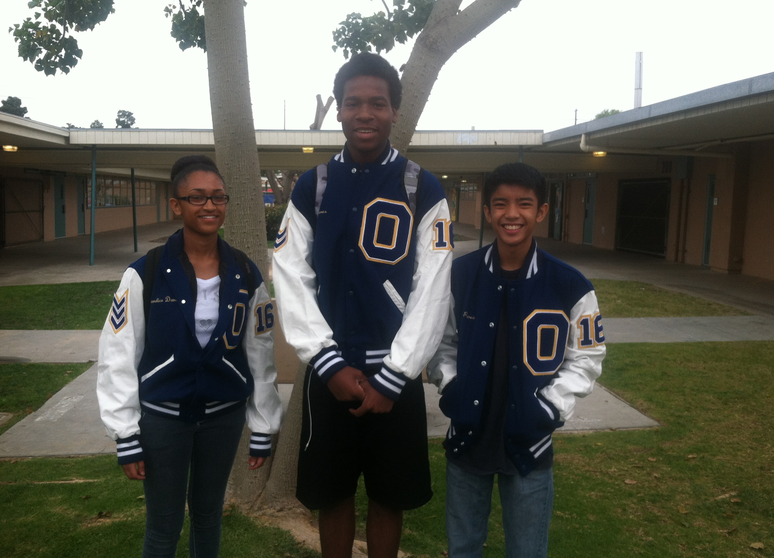 Letterman Jackets High School Athletics The Ofarrell Charter School