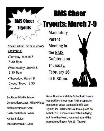 Home cheerleaders buckhorn middle school cheerleader tryoutsg altavistaventures Gallery