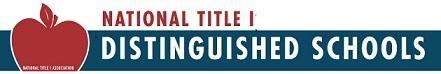 National Title I Distinguished Schools