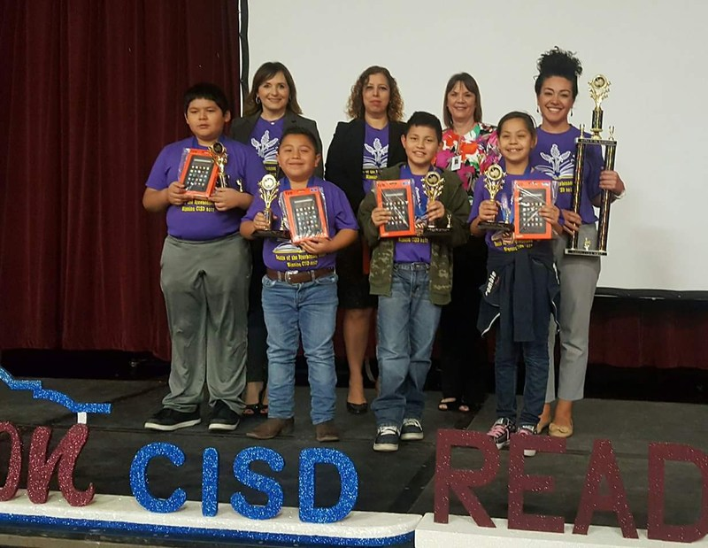 Alton Elementary takes home 1st place in Battle of the Bluebonnets! Featured Photo