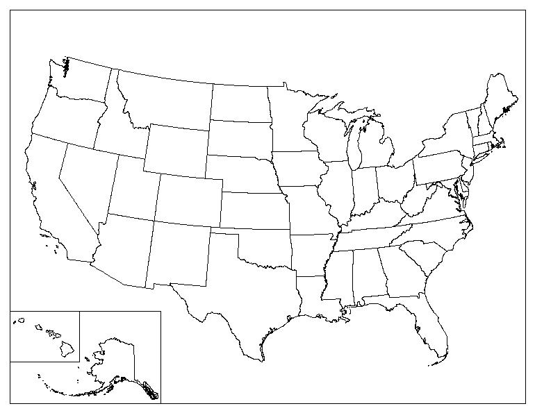 AP US History David Snyder Norwalk High School - Ap map of us